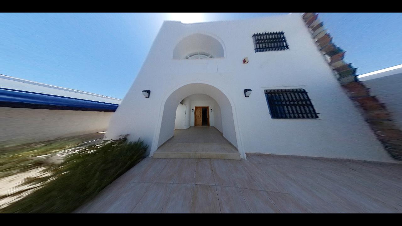 Charmate villa a Houmet Souk Djerba