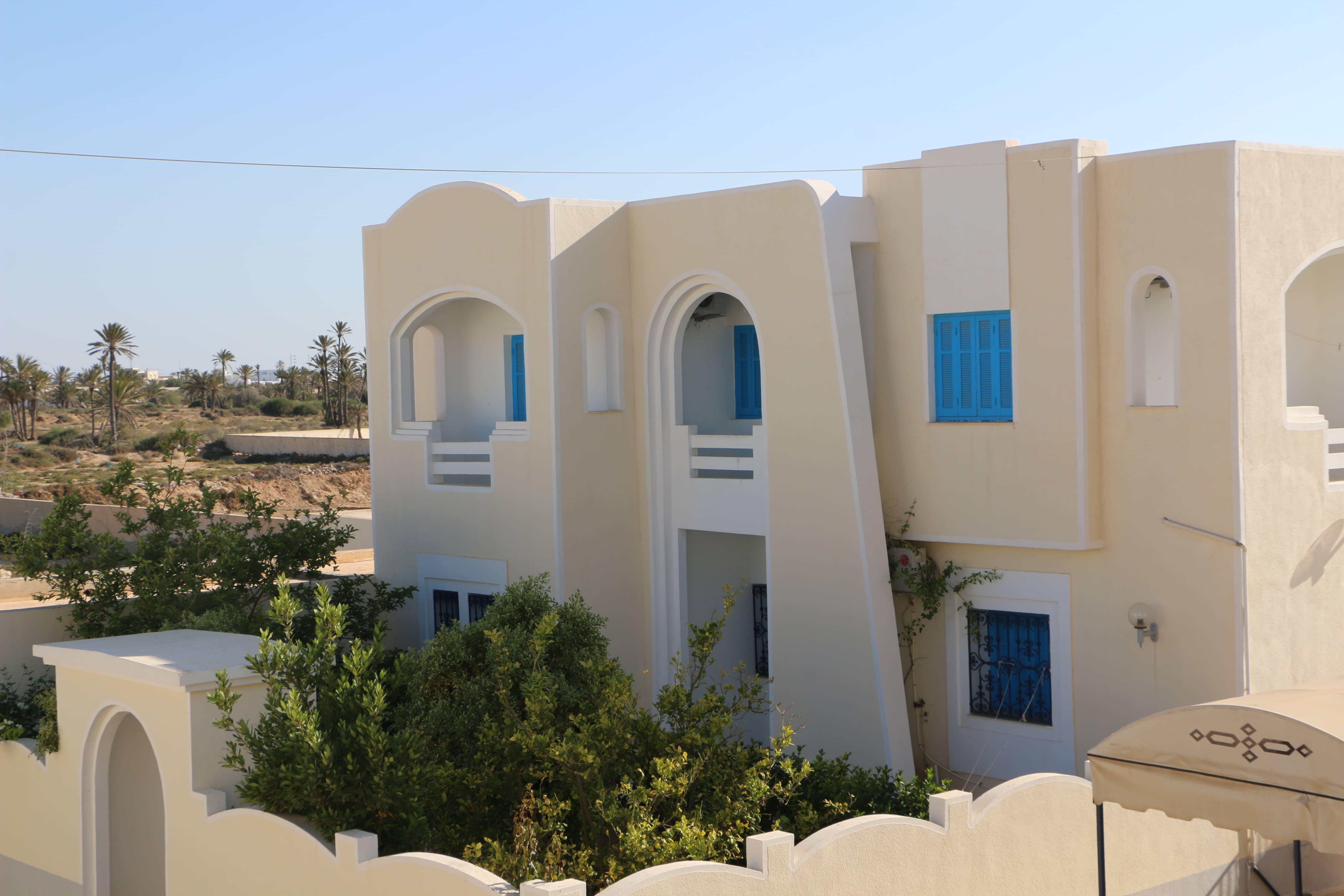 Appartement a proximité de la plage face à l'hôtel Hasdrubal Prestige Djerba
