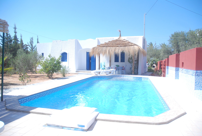 Dar Leyla, Luxueuse maison de vacance a Mezraya Djerba