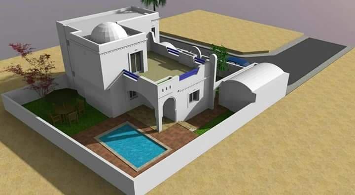 Villa impressionnante avec piscine
