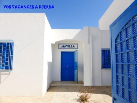petite villa indépendante a Djerba