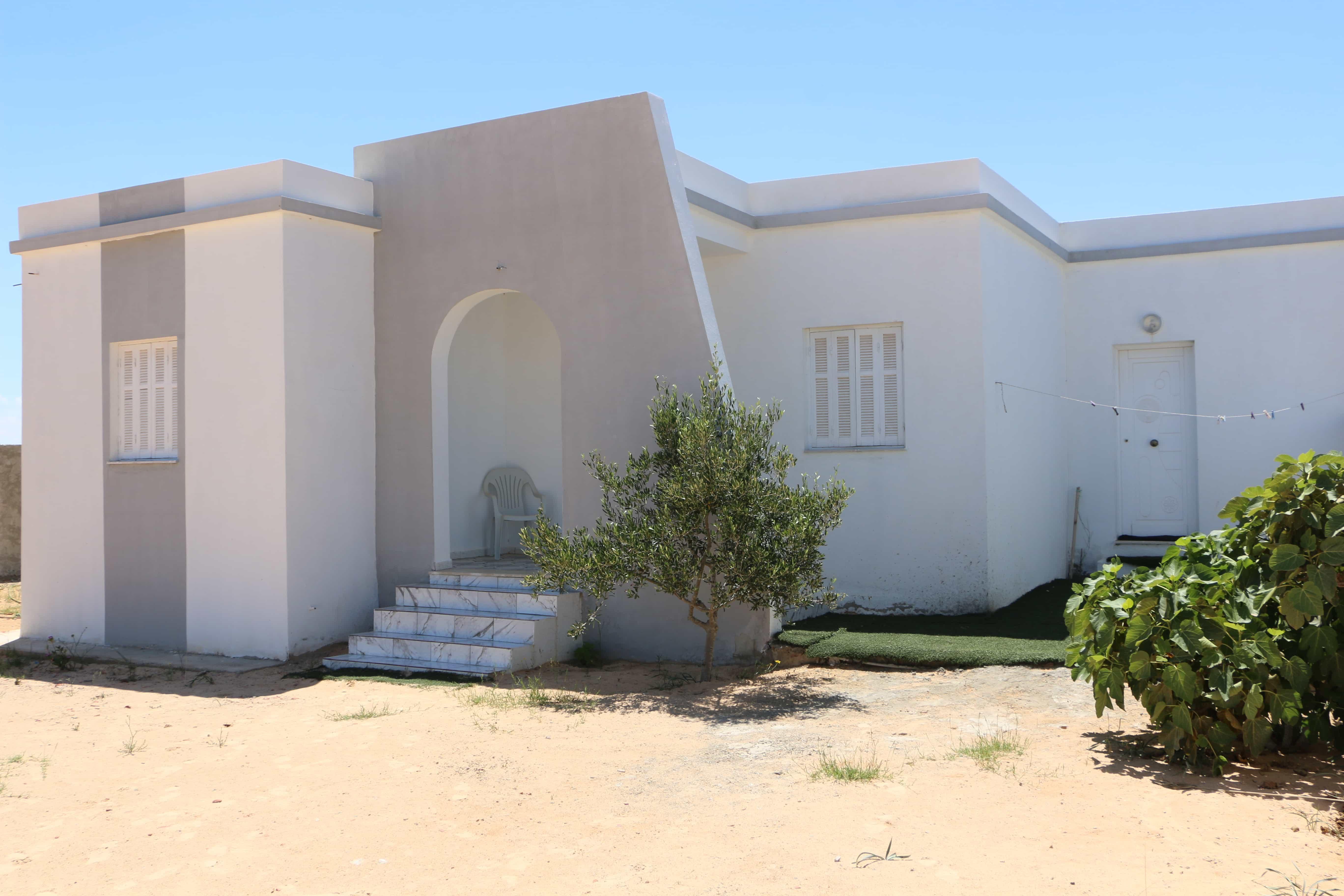 charmante villa de vacances a Midoun Djerba