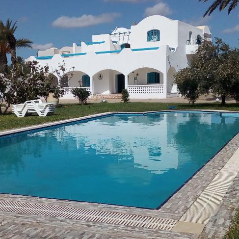 Grande villa á Touta Djerba