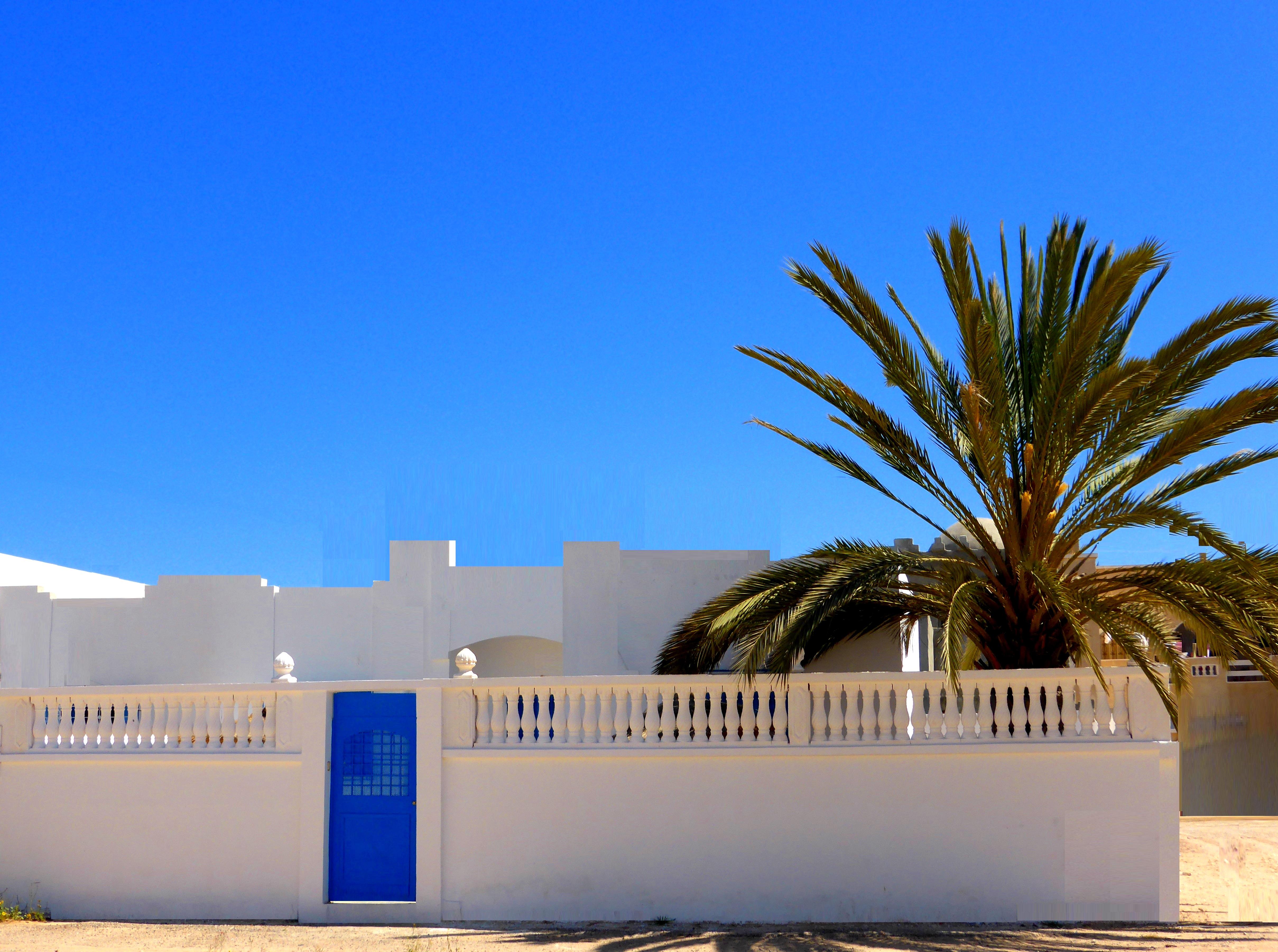 belle villa indépendante avec deux chambres POUR VACANCES