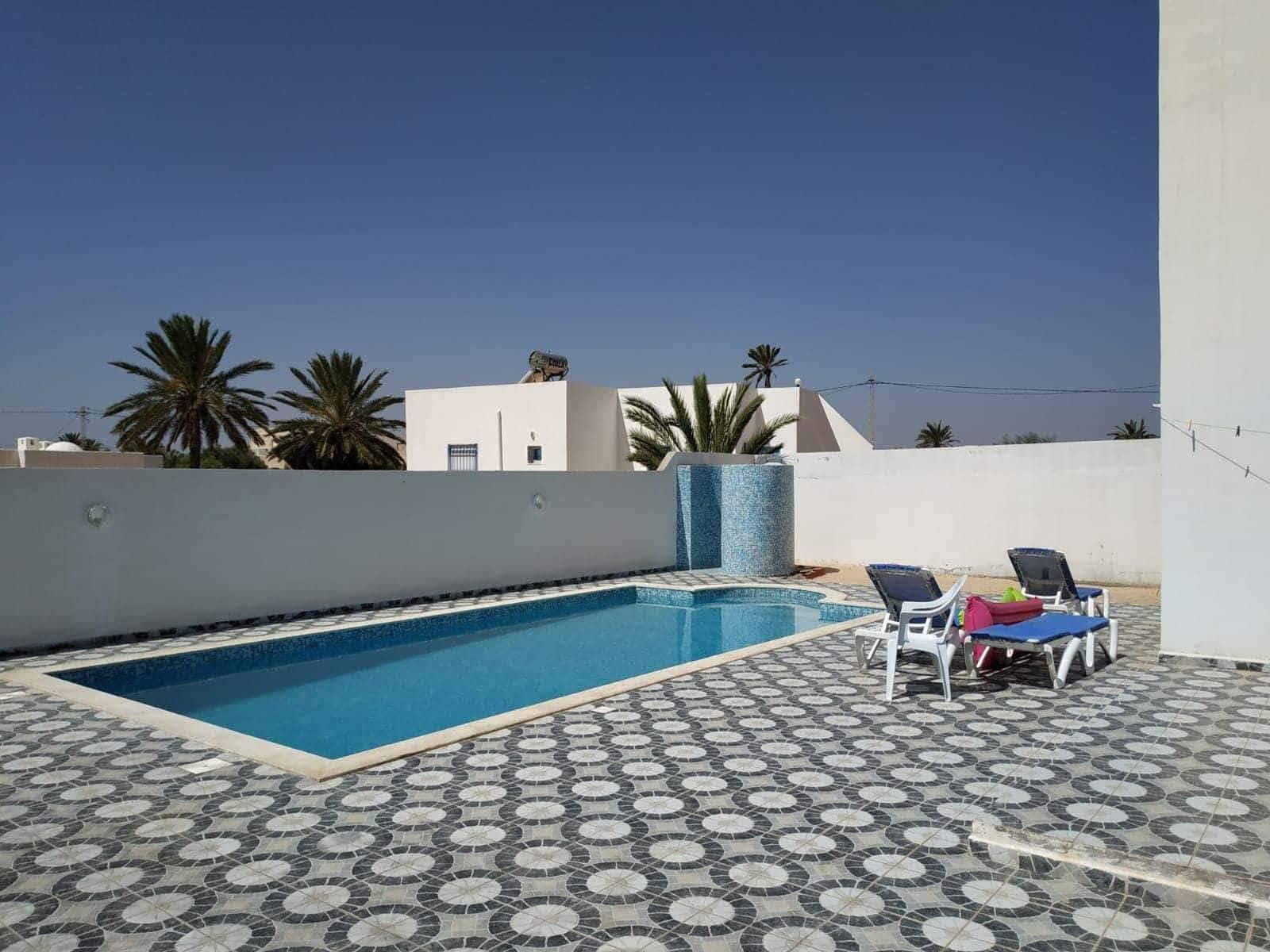 Villa Séguia avec piscine