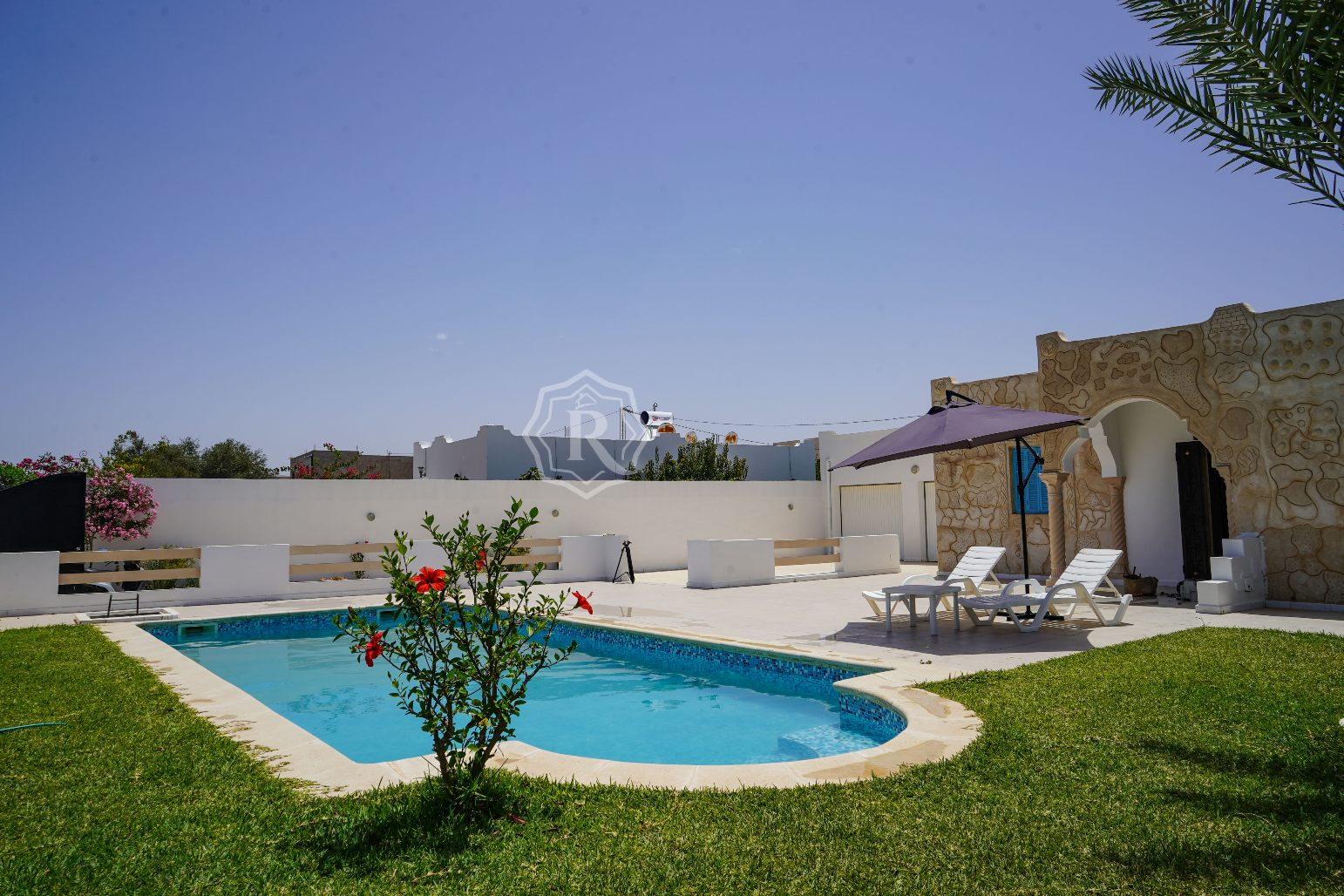 Villa baraka avec piscine à Midoun Djerba
